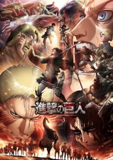 Shingeki no Kyojin 3 Part 2 - Ataque dos Titãs 3 parte 2