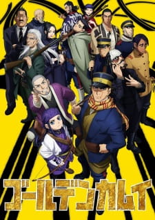 Golden Kamuy 2ª Temporada